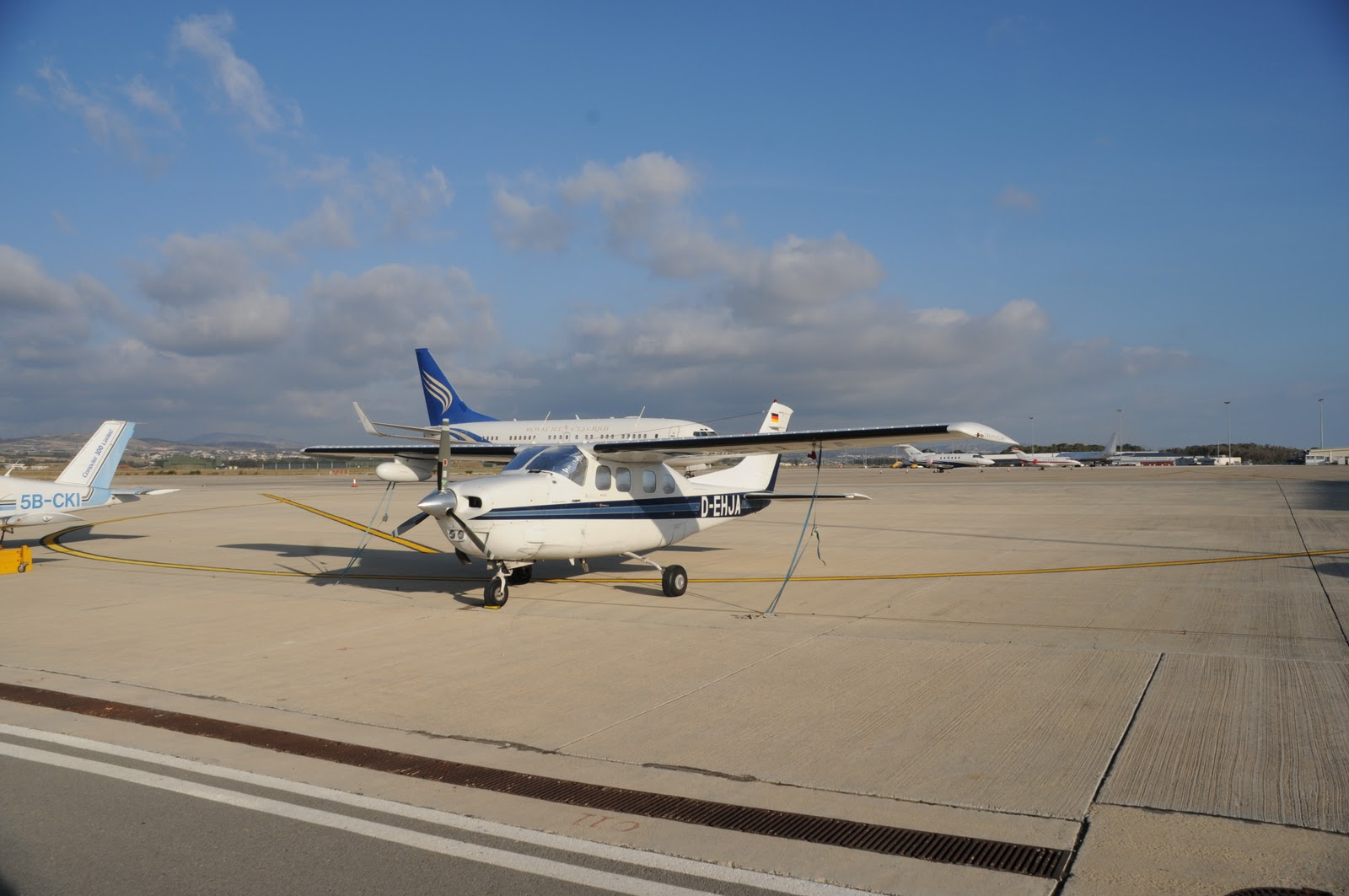 Robinson Crusoe Island Airport