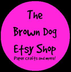 My New Etsy Shop!
