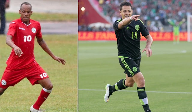 Mexico vs Cuba en vivo