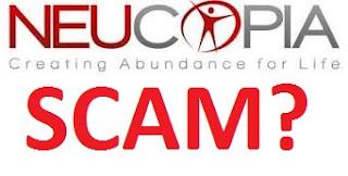 Neucopia scam