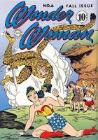 Wonder Woman #6 comic cover