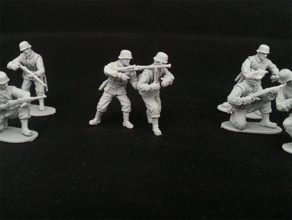 Caesar Miniaturen (1:72/ Assembly Serie) Panzergrenadier+Set_02