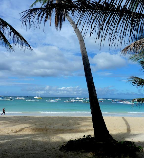 White Beach, Boracay Philippines
