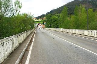 Cornellana, puente