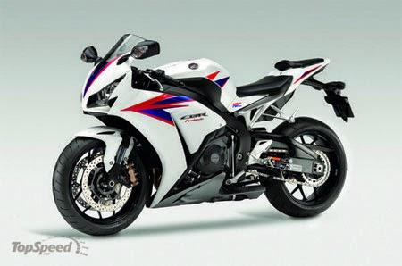 Gambar Honda CBR 1000RR