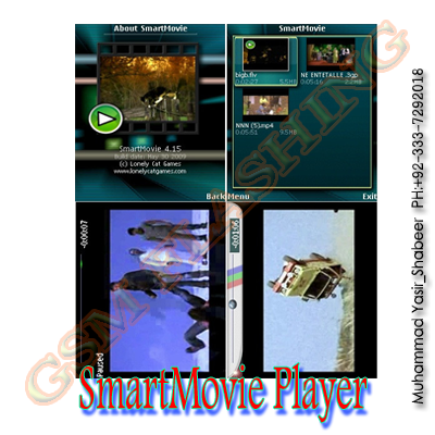 smartmovie mobile phone player free download