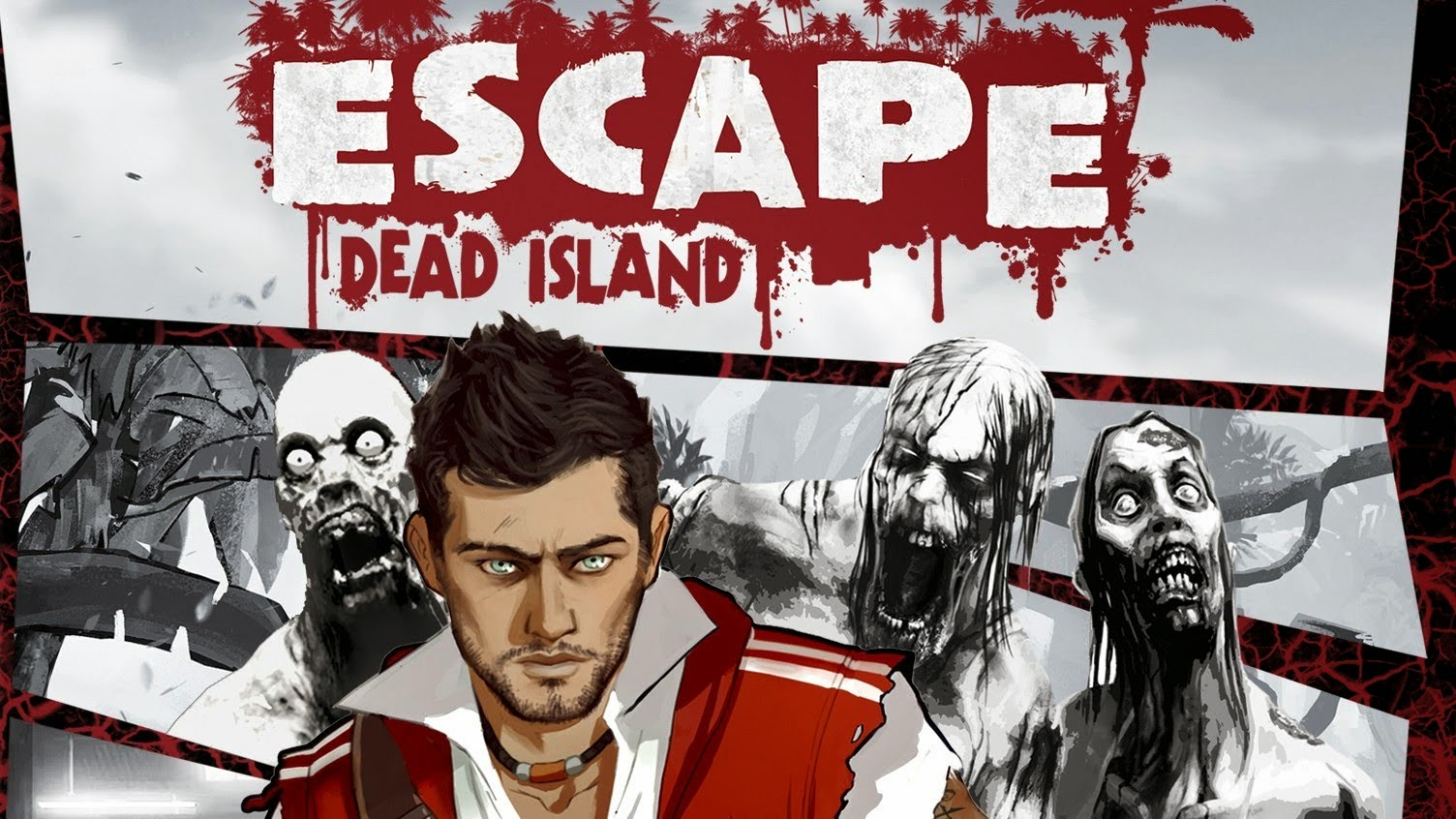 crack escape dead island