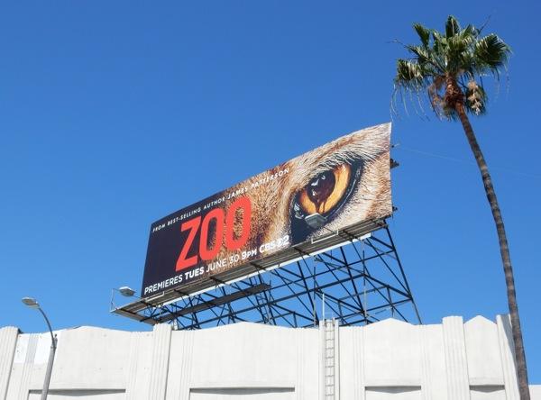 Zoo season 1 billboard