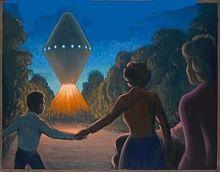 1980 Cash Landrum UFO a WASP II Test Craft?