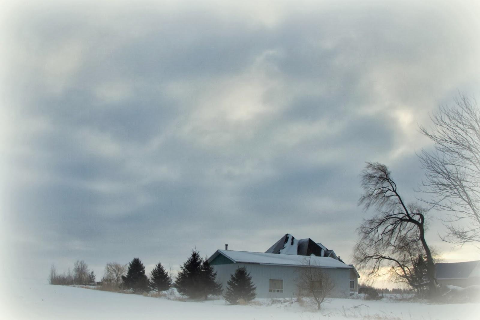Shahrzad vous raconte la vie les paysages d 39 hiver de for Les paysages
