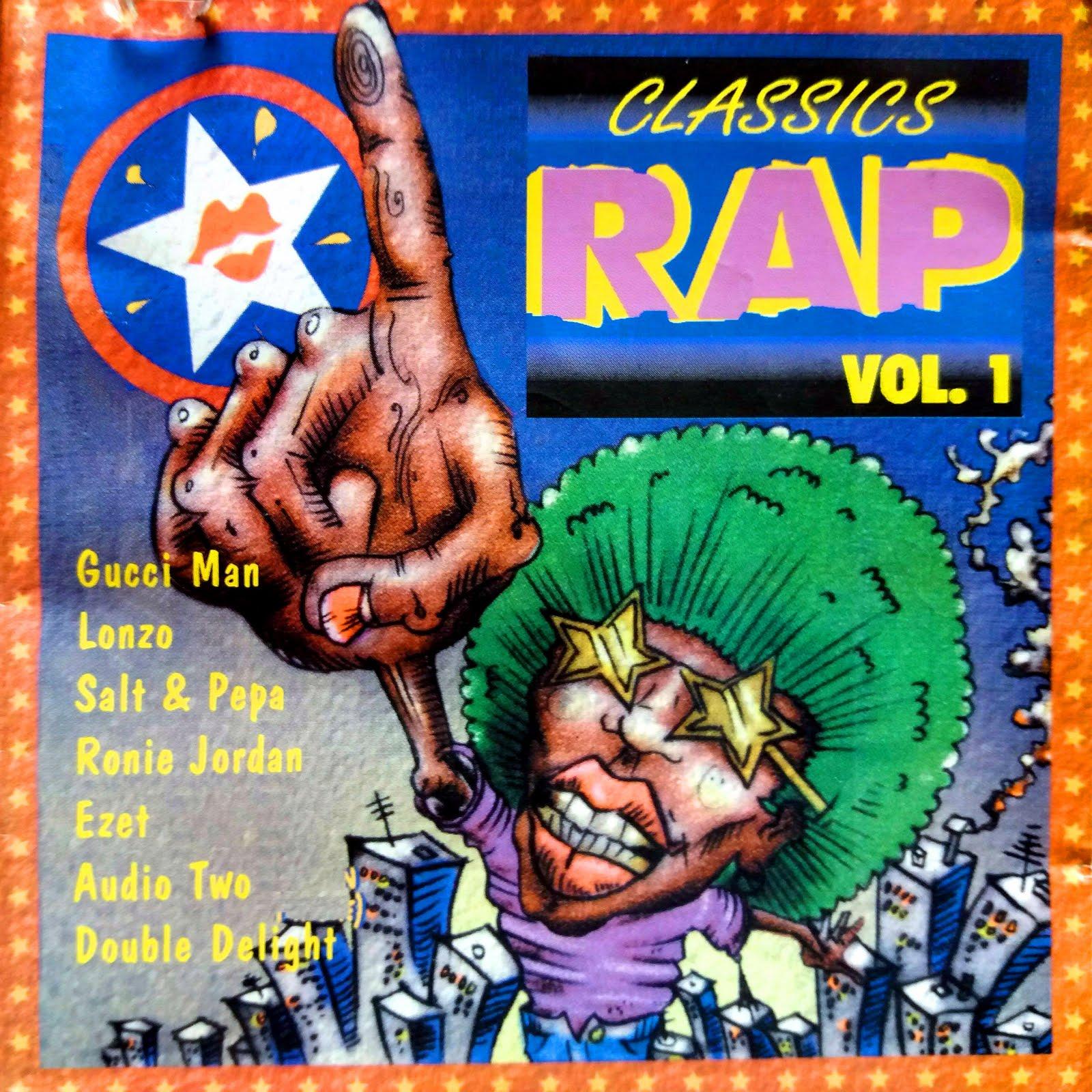 Classics Rap Vol. 1