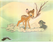 #8 Bambi Wallpaper