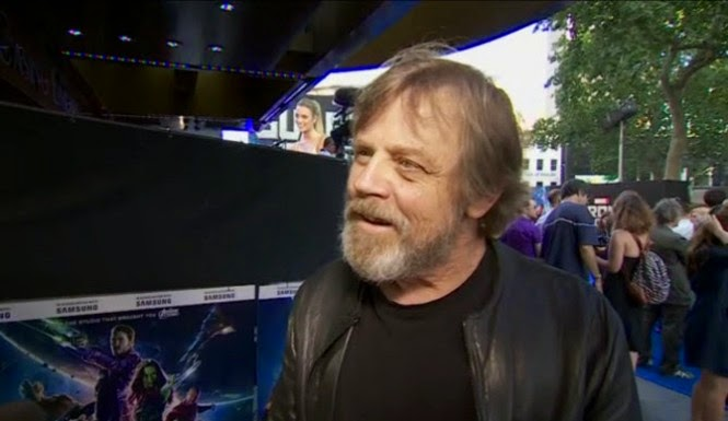 mark hamill beard
