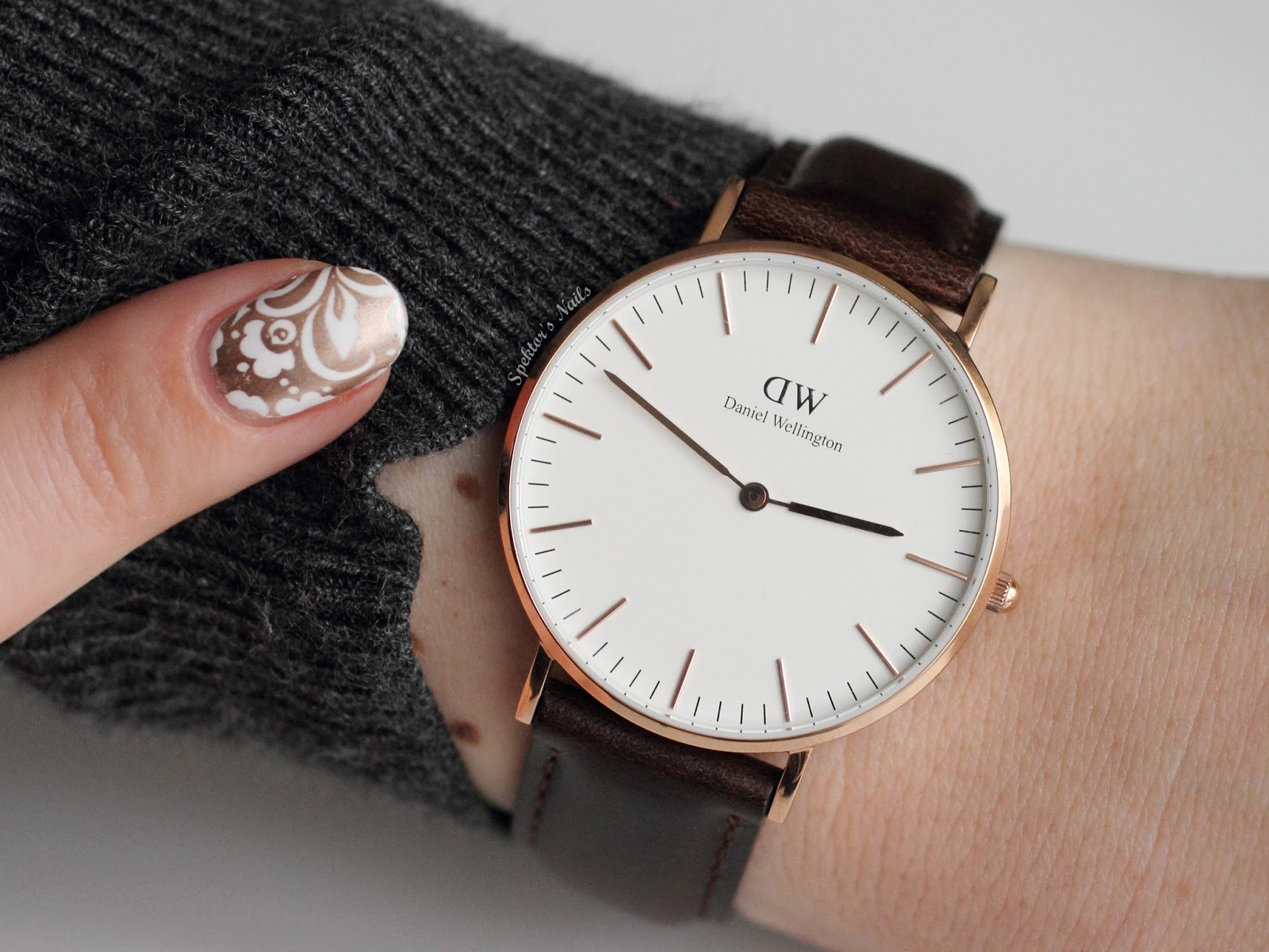 Daniel Wellington - Classic Bristol Lady (Rose Gold)