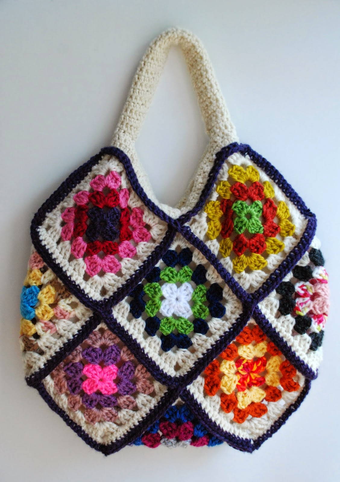 Kristis Twist: New crochet bags added to my Etsy shop
