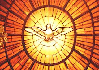 A Igreja vive do Espírito Santo