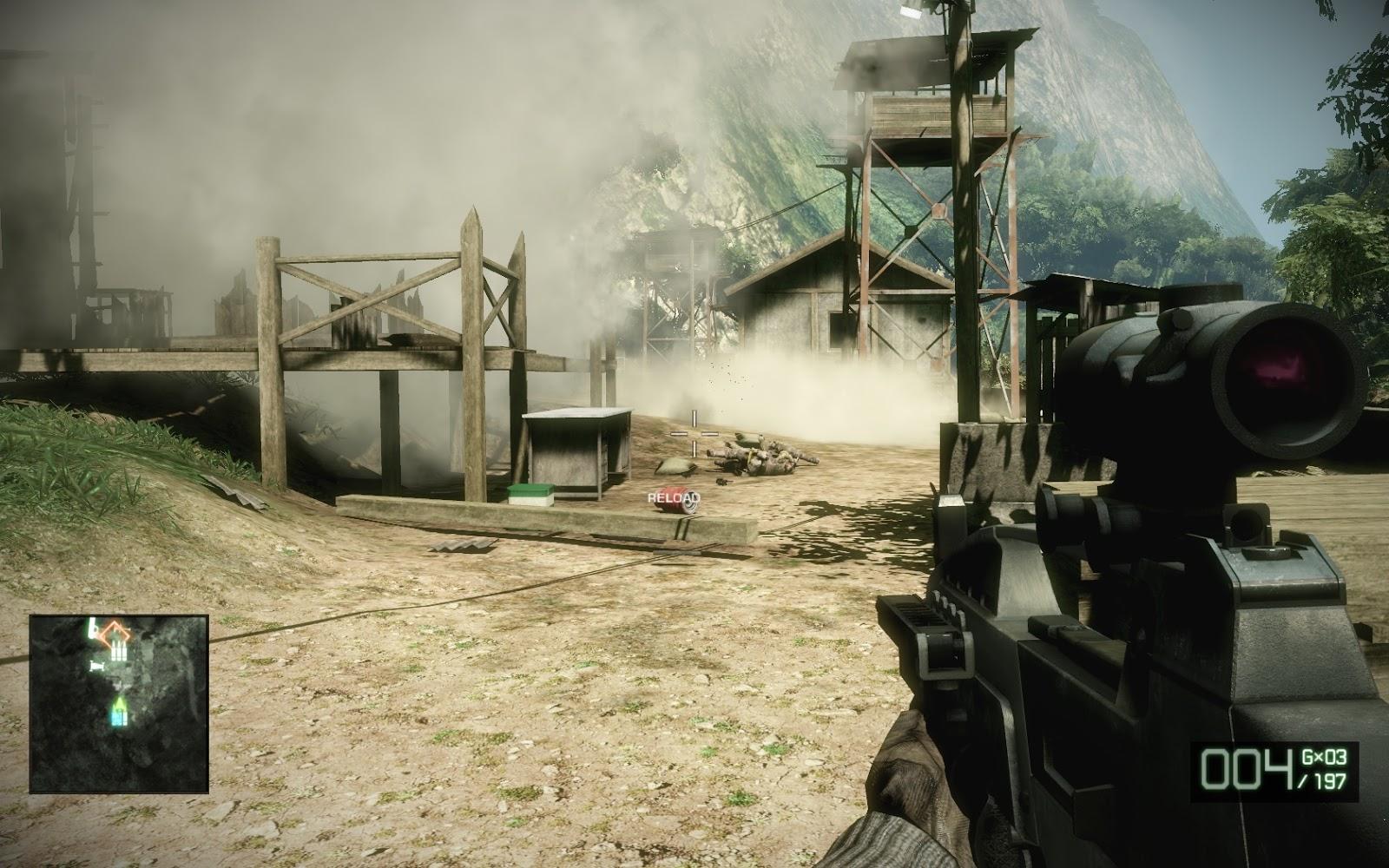 Battlefield как сделать на весь экран 63