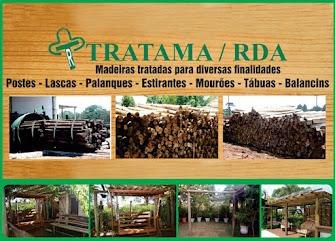 TRATAMA / RDA Tratamento de Madeira INDUSTRIA DE USINAS PARA TRATAMENTO DE MADEIRAS