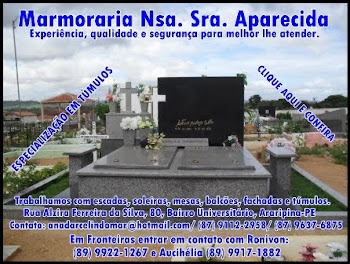 Marmoraria Nossa Senhora Aparecida