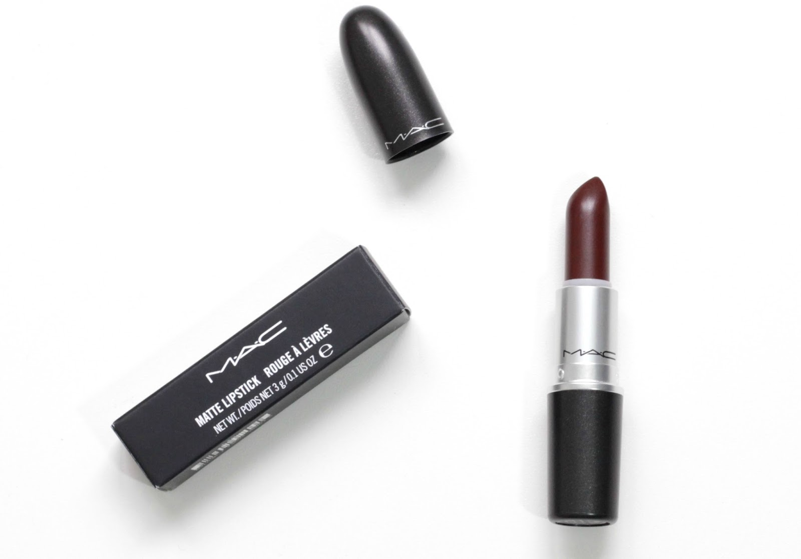 MAC Antique Velvet Lipstick Review and Swatch The Matte Lip Collection 2015