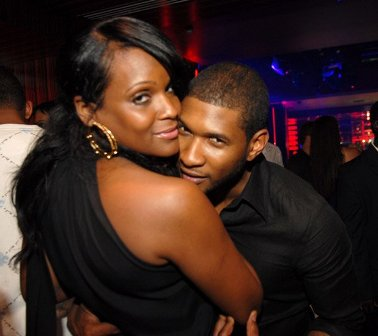 Usher And Tameka Divorce Chatter Busy: Usher's ...