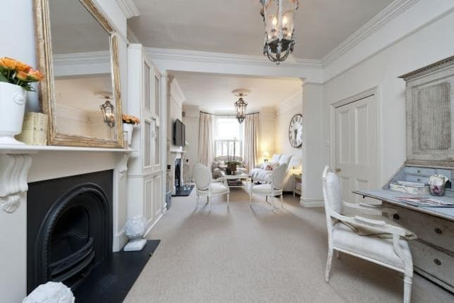 Terraced House Living And Dining Room Knock Through