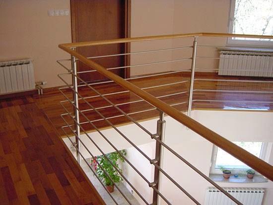 balustrade din inox cu lemn balustrade sticla. Black Bedroom Furniture Sets. Home Design Ideas