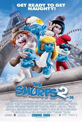The Smurfs 2 2013 hindi