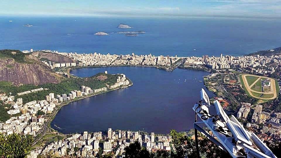 """<img src="""" Rio de Janeiro from """"Christ the Redeemer"""".jpg"""" alt="""" http://dailytravelexperience.blogspot.com/"""" />"""