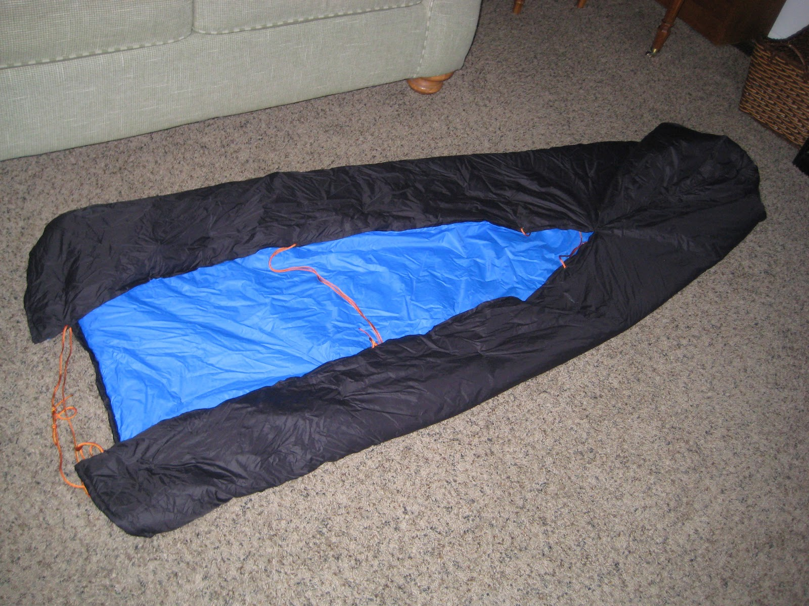 gear 30 sleeping bag vs quilt