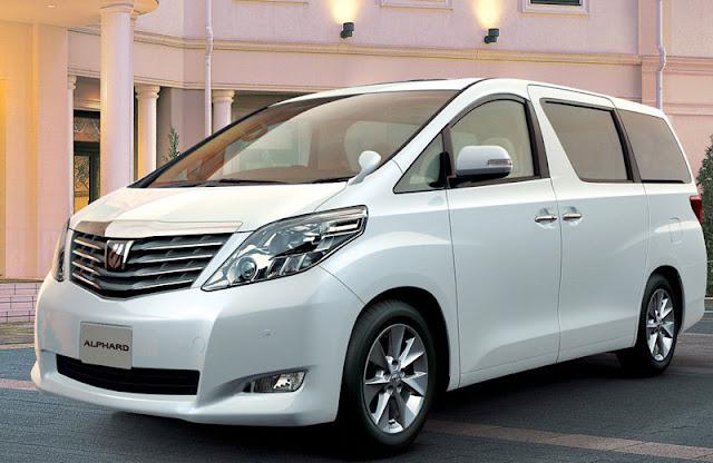 Spesifikasi Dan Harga Mobil Toyota Alphard Makassar
