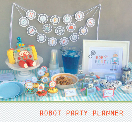 http://1.bp.blogspot.com/-49hoDEgyrrI/Ud3oO-QvI1I/AAAAAAAAB7w/O85-QapRlno/s1600/robot_birthday_party_banner_cupcake_toppers_invites_decorations.jpg