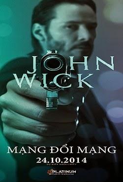 Xem phim John Wick - Mạng Đổi Mạng