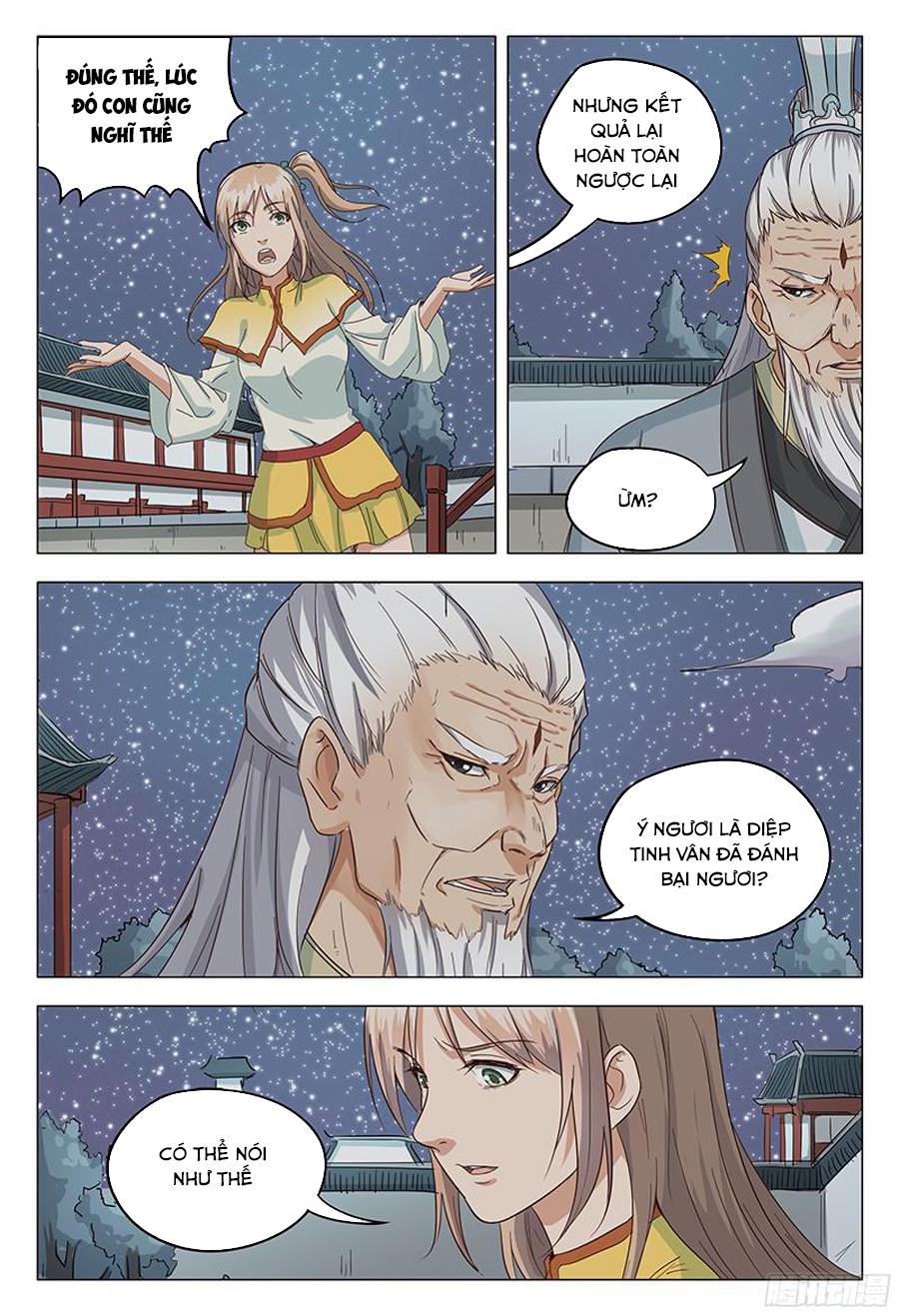 Vạn Giới Tiên Tung trang 4