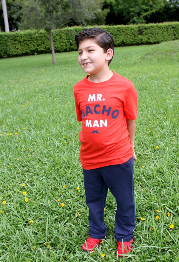 Fun, trendy and comfy clothes for kids for back to school! #8isGreat #IC #ad