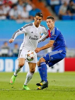 Liga Champions : Jelang Laga Basel vs Real Madrid