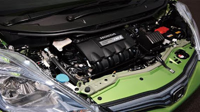 Honda-Jazz-Hybrid-Engine