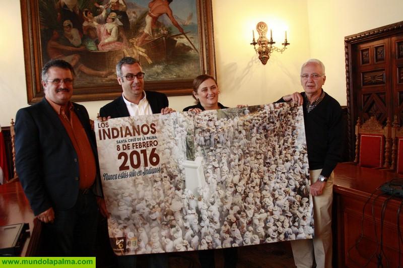 Una imagen del fot grafo selu vega ilustra el cartel de los indianos 2016 noticias de la palma - Sergio vega fotografo ...