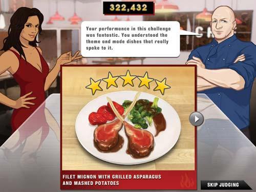 تحميل لعبة الطبخ افضل شيف Top Chef