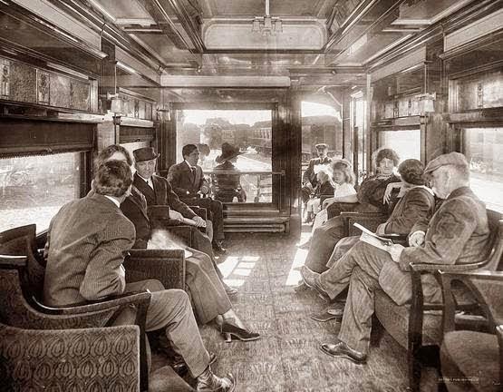 Tenho a grata satisfação de apresentar passageiros do vagão do Expresso do Oriente sob meu comando