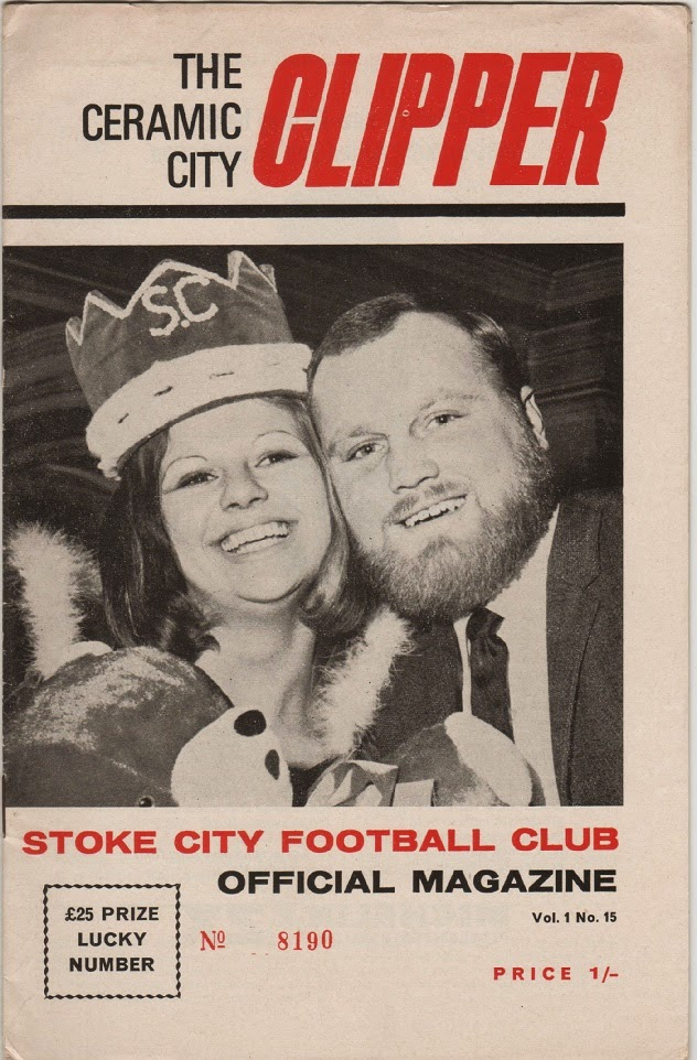 Jubilation! Beauty contest winner, Miss Stoke City, c.1969