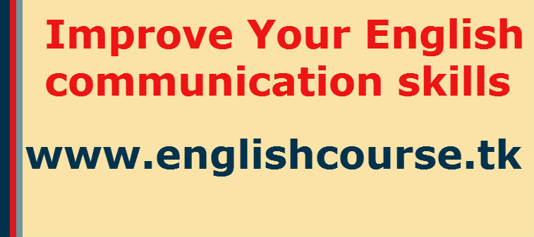 how to develop your english communication skills