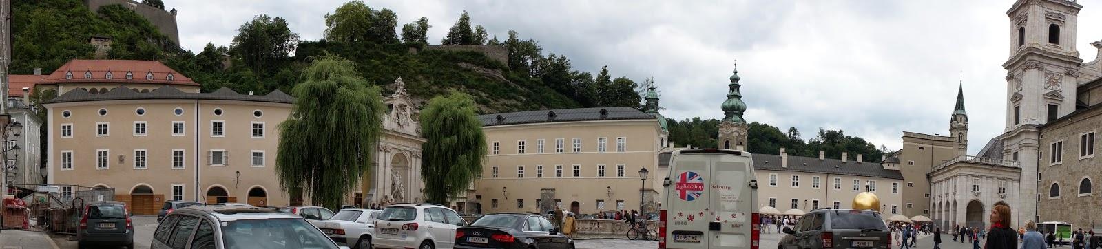 Panorama-Salzburg