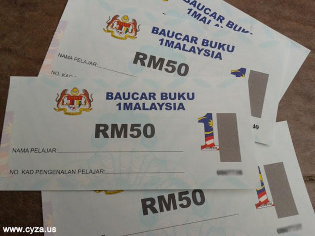 Baucar Buku 1Malaysia