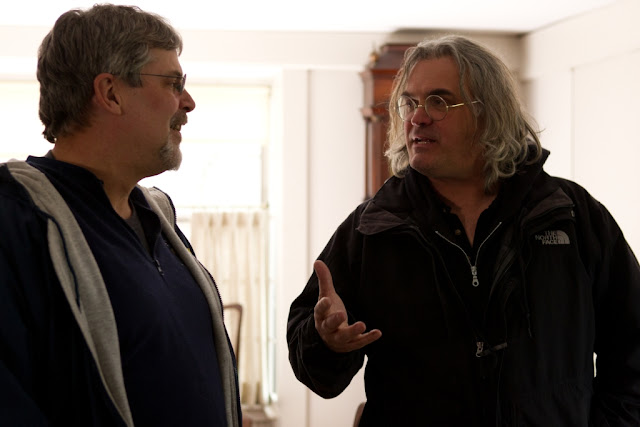 Captain Phillips Captain Richard Phillips and Director Paul Greengrass