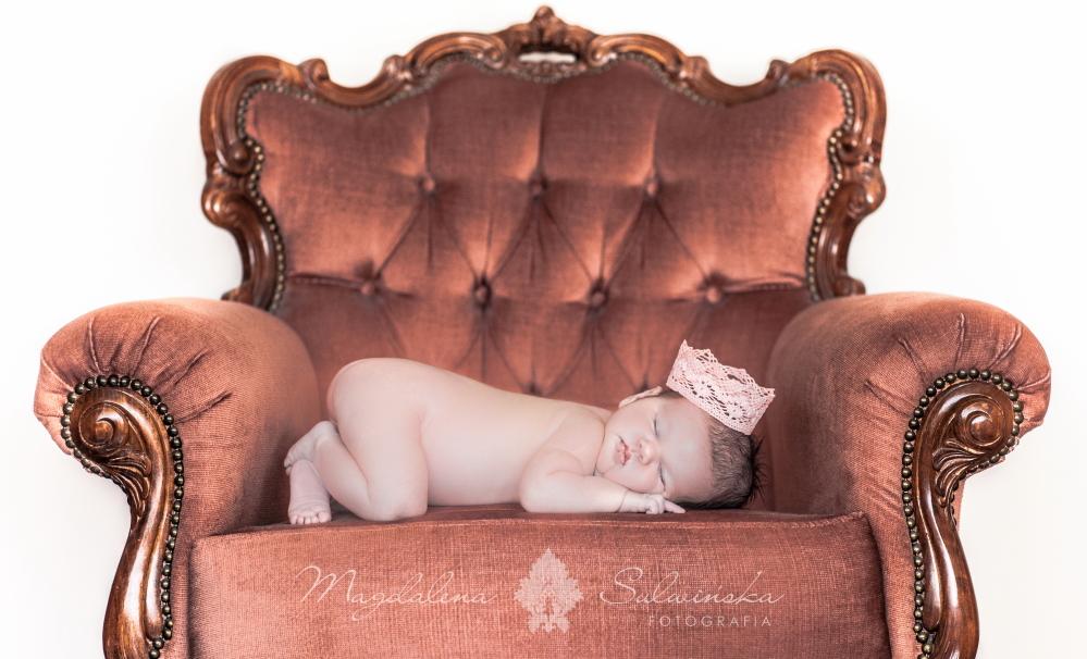 Fotografia noworodkowa Olsztyn Magdalena Sulwińska
