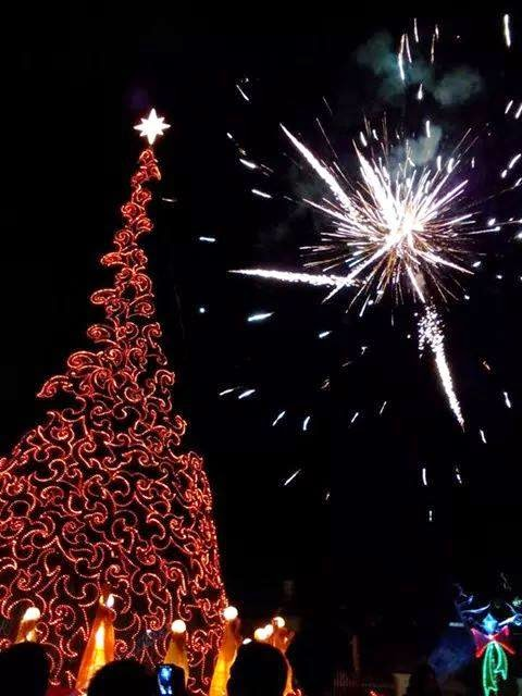 Christmas 2014 in Ligao City Photo by Jurlan Buello