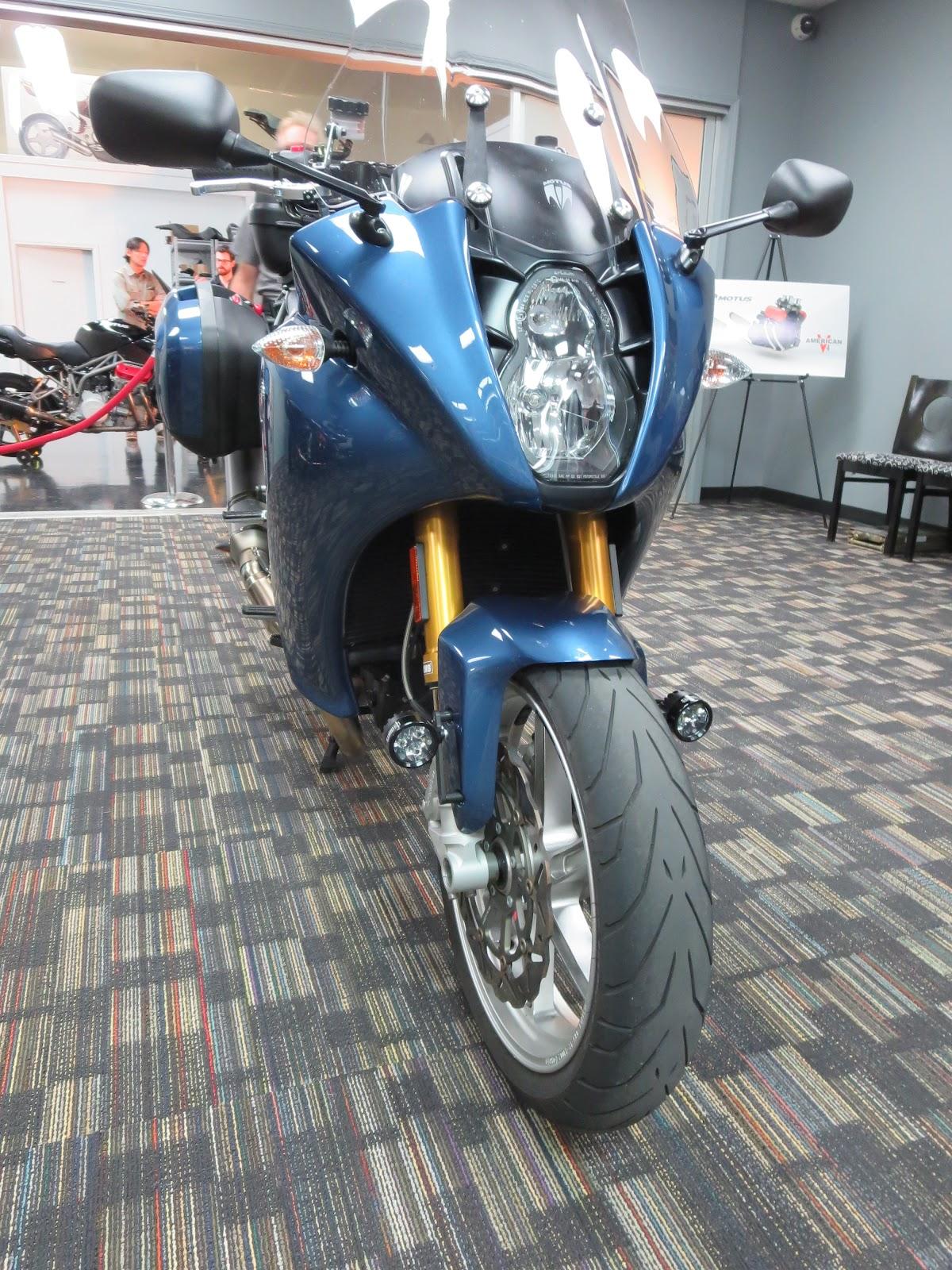Motus MST Motorcycle