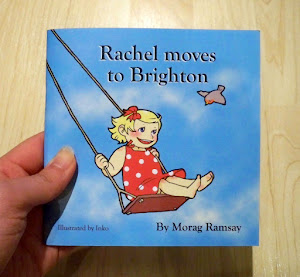 Rachel Moves To Brighton
