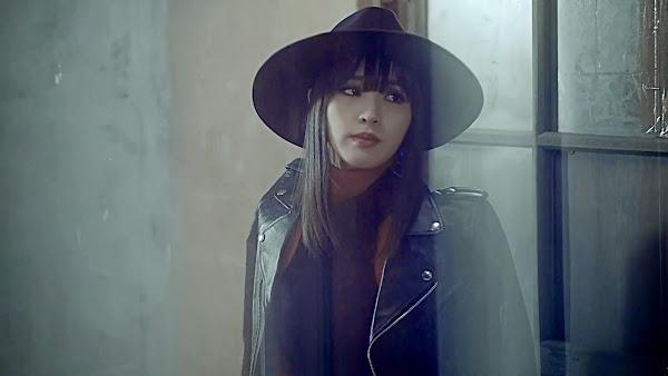 4minute Jiyoon Cold Rain